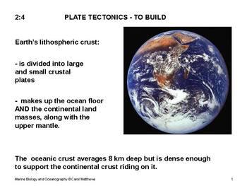 Ocean Geology - Unit 2