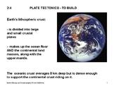 Ocean Geology - Unit 2 Bundled