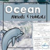 Ocean Animals and Habitat Unit