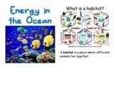 Ocean Habitat Book