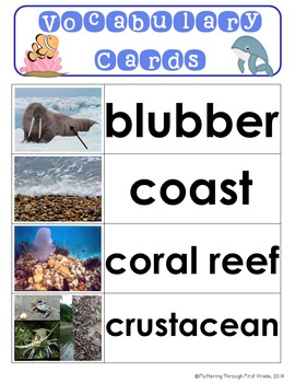 Ocean Habitat for the Common Core Classroom
