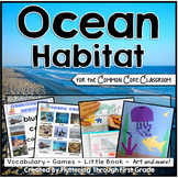 Ocean Habitat for the Common Core Classroom