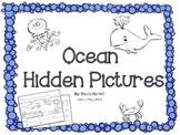 Ocean Hidden Pictures (FREE)
