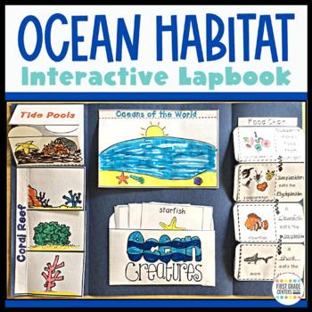 Ocean Interactive Lapbook