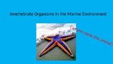 Ocean Invertebrates with free Student Focus Notes in Previ