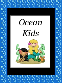 Ocean Kids Center Sign