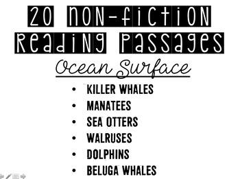 Ocean Layer Unit - Non Fiction