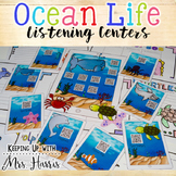 Ocean Life - Nonfiction Listen and Learn