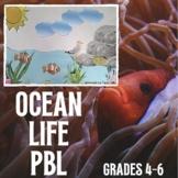 Ocean Life Ecosystem Science Unit | PBL