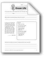 Ocean Life (Thinking Skills)
