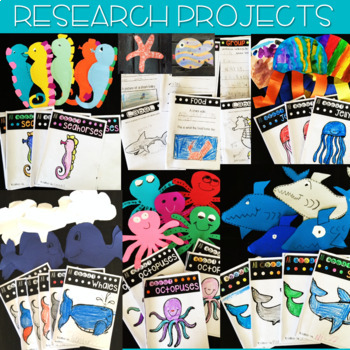 Fish and Ocean Life for the Primary Grades