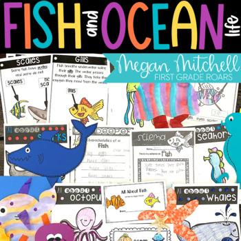 Fish and Ocean Animals