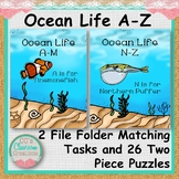Ocean Life from A-Z
