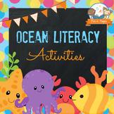 Ocean Literacy Activities for Pre-K and Kindergarten