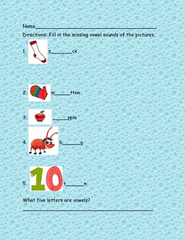 Ocean Literacy and Math games