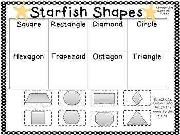 Ocean Math Activities (8 activities-common core aligned)
