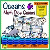 Ocean Math Center Dice Games