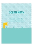 Ocean Math Fact Assessments