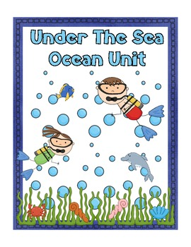 Ocean Math and Literacy Centers