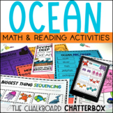 Ocean Math and Reading Activities