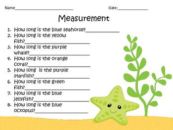 Ocean Measurement