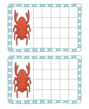 Incentive Charts with an Ocean Theme