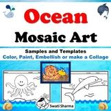Ocean, Mosaic Art Project