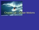 Ocean Motions - PowerPoint