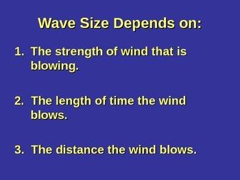 Ocean Motions - PowerPoint