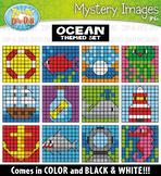 Ocean Mystery Images Clipart {Zip-A-Dee-Doo-Dah Designs}