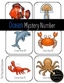 Ocean Mystery Number Game - Build Number Sense to 120