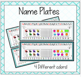 Name Plates {Bright Version}