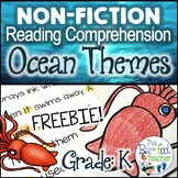 Ocean Reading Comprehension Passages and Questions FREE SAMPLE