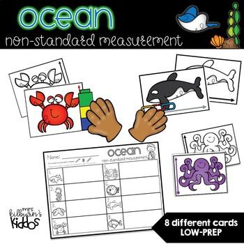 Ocean Non-Standard Measurement