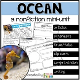 Ocean Nonfiction Reading