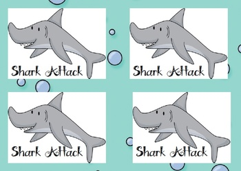 Ocean Nonsense Word Fluency
