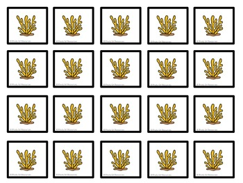 Ocean Pattern Cards