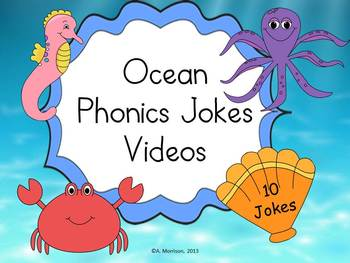 Ocean Phonics Jokes