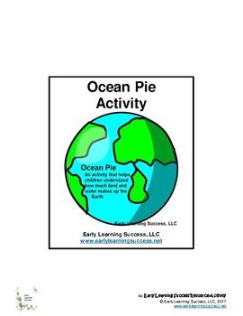 Ocean Pie Activity