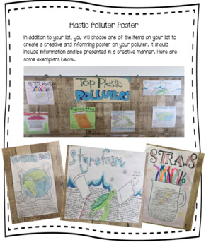 No Prep Inquiry-Based Ocean Plastic Pollution: Sustainable Development