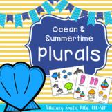 Ocean Plurals: Freebie