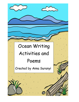 Ocean Poetry and Writing Pack