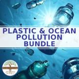 Plastic & Ocean Pollution Lesson Plans & Worksheets - BUNDLE