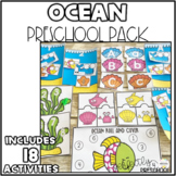Ocean Preschool Bundle