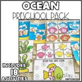 Ocean Preschool Bundle