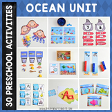 Ocean Preschool Unit (Mega Collection)