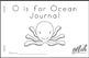 Ocean Printable Journal
