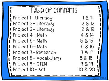 Ocean Project-Based Learning & Enrichment for Literacy, Math, STEM and Research