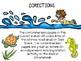 Ocean QR Code Comprehension Sheets