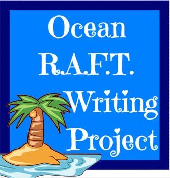 Ocean R.A.F.T.--Currents, Salt, Gulf Stream Writing Project